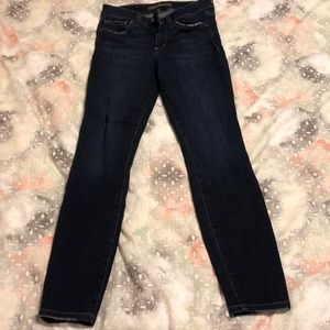 Joe's jeans! Crop style. Lightly worn